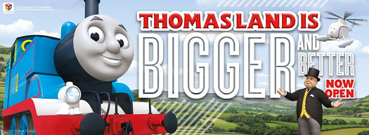 Expansion of Thomas Land at Drayton Manor