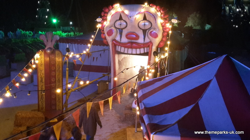 Review Of Thorpe Park Fright Nights 2015