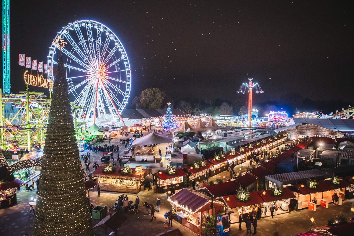 Hyde Park Winter Wonderland In 2017