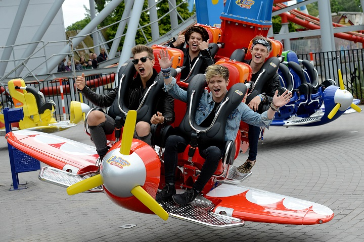 Air Race at Drayton Manor