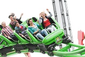Ultimate Humangousaur at Drayton Manor (New for 2012)