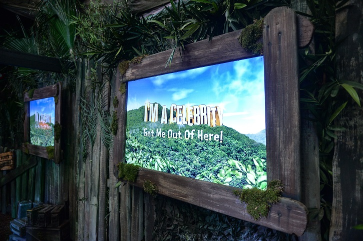 I'm A Celebrity…Get Me Out Of Here! Maze at Thorpe Park