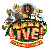 Madagascar Live! Prepare to Party