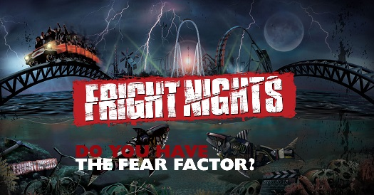 Thorpe Park Fright Nights