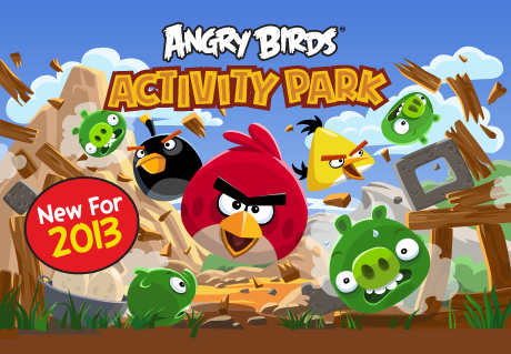 Angry Birds Activity Park at Lightwater Valley