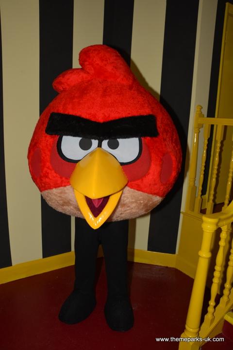 Angry Birds Land - Thorpe Park