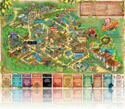 Chessington Park Map
