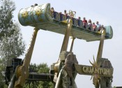 Lost City - Thorpe Park
