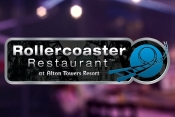 New for 2016: Rollercoaster Restaurant