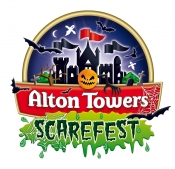 Alton Towers Halloween Scarefest
