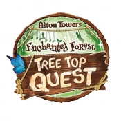 New for 2015: Enchanted Forest Tree Top Quest