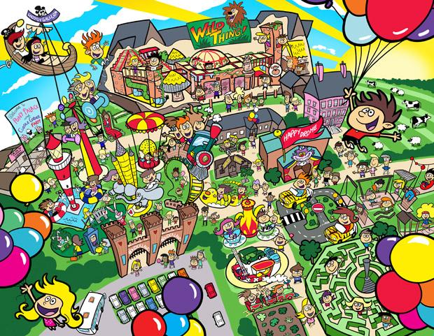 Adventure Wonderland  ThemeParks-UK.com