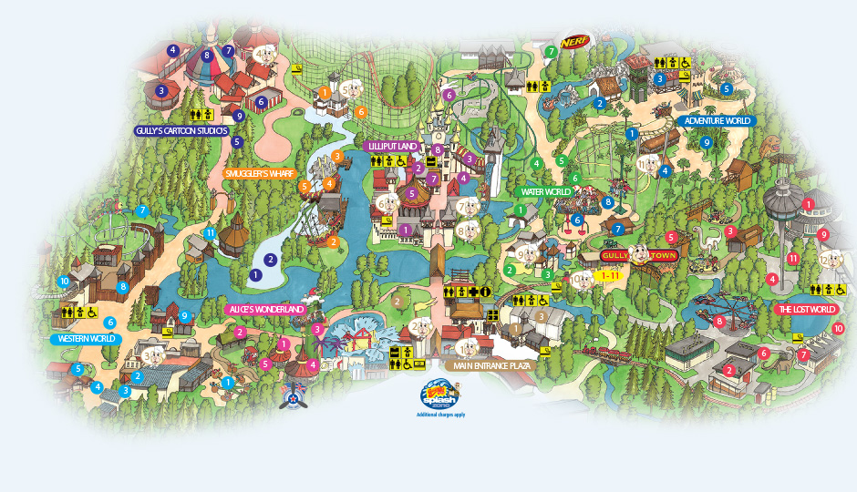 new gulliver s valley theme park planned