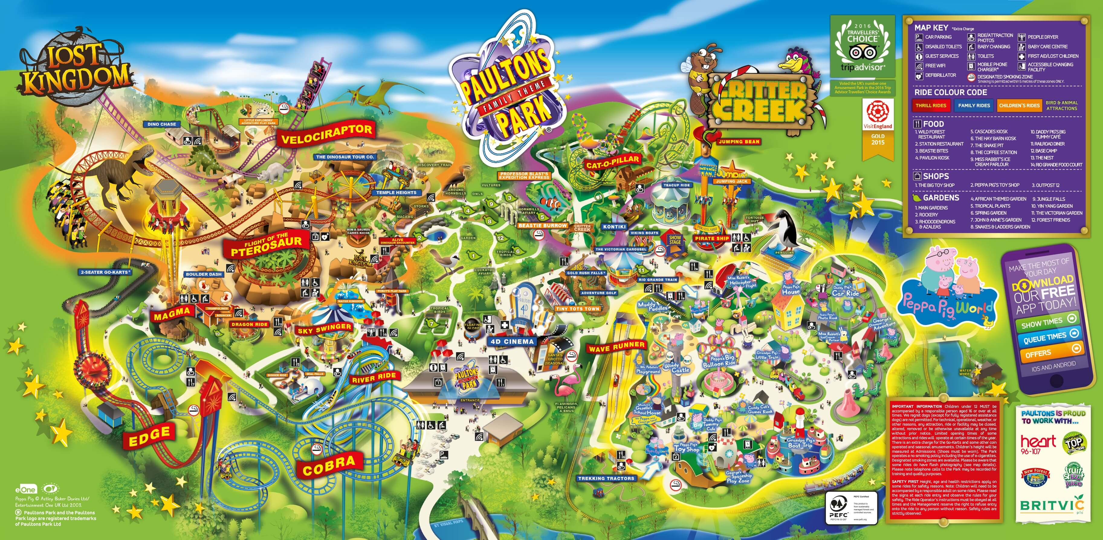 Big Peppa Pig World Expansion At Paultons Park In 2018